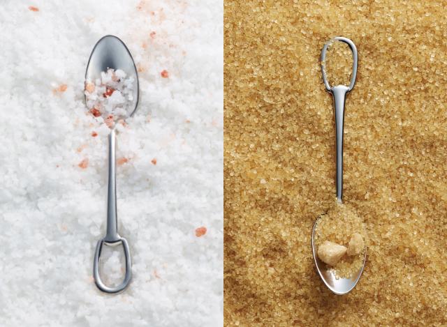 소금 vs 설탕, 단짠의 두 얼굴