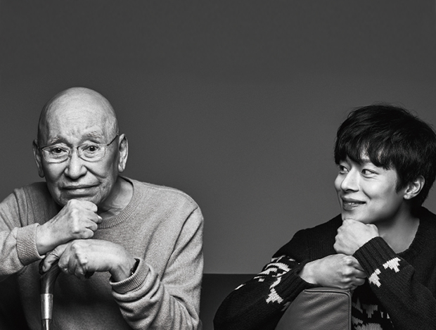 거장과 루키의 시간 박서보 & 김충재