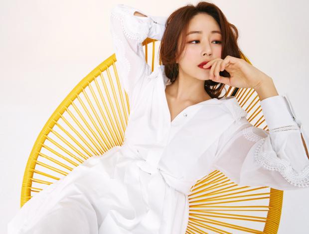 모든 것이 충만하다고 느껴지는 그때, 배우 김효진