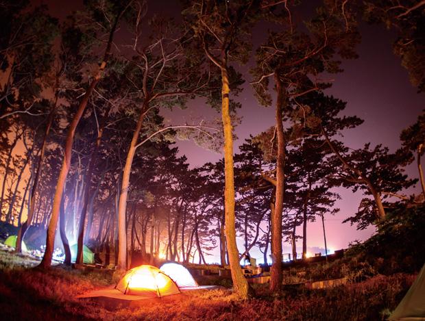 캠핑 좀 다녀본 여행 작가가 추천하는 캠핑 명소 3
