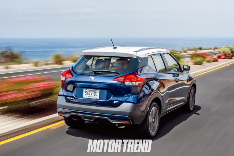 MOTOR TREND - cover