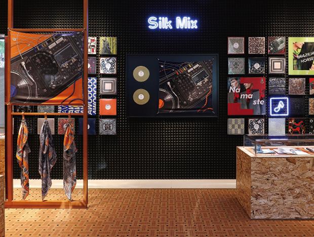 Silk Mix & Music