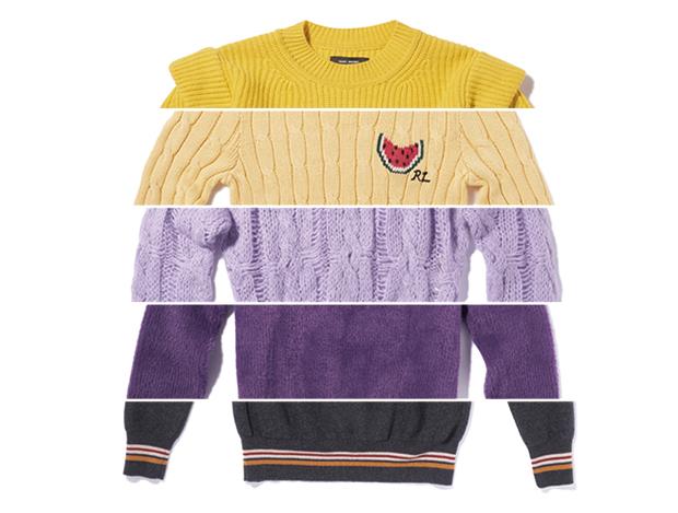 스웨터의 계절