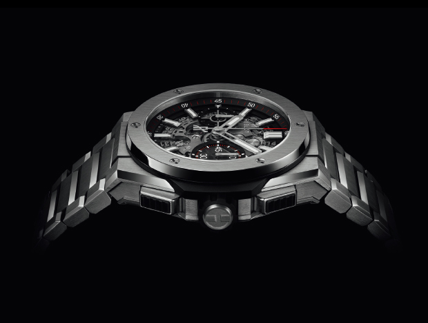 NEW  CHAPTER OF HUBLOT