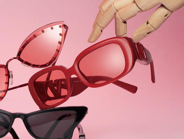 봄날의 선글라스