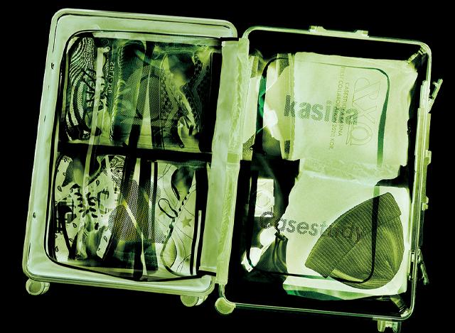 CASESTUDY × KASINA 스니커즈 트렁크