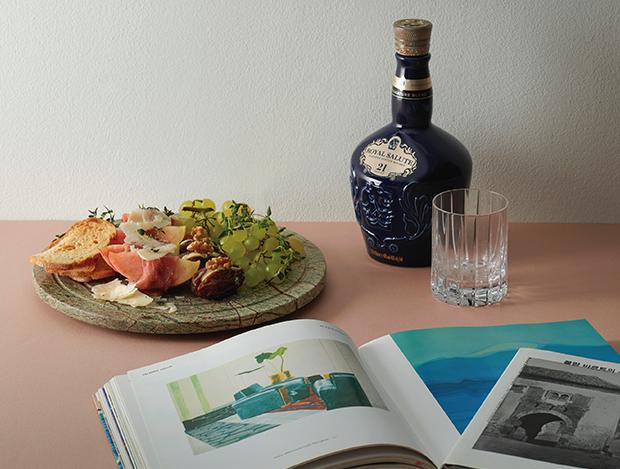 집콕을 위한 요리와 술의 특별한 마리아주