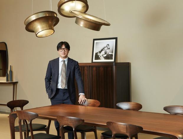 돋보적인 디자인과 장인 정신의 만남 리아 서태원 대표