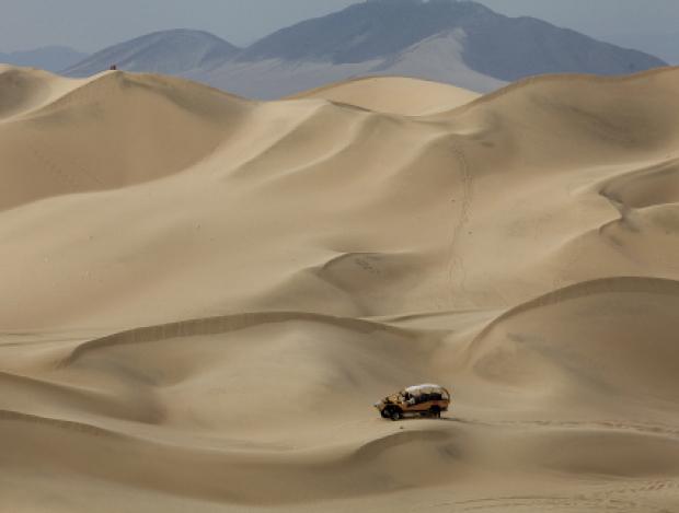 사막 찬가