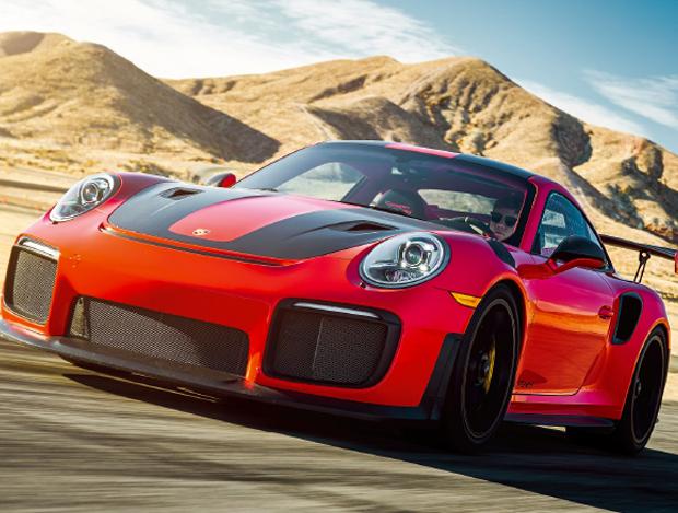 이보다 좋을 수 없다, 포르쉐 911 GT2 RS
