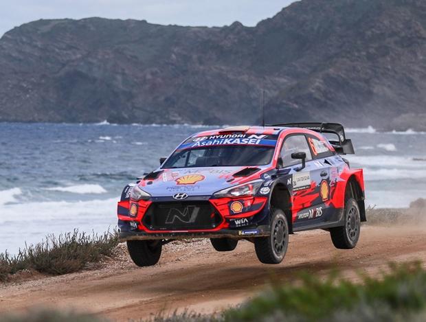 2020 WRC 이탈리아 랠리, 현대 월드랠리팀 우승...3연속 더블 포디움