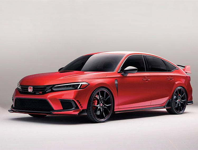 미래 자동차들 시리즈 3